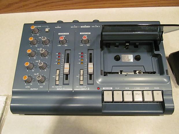 Vintage Tech Review #1 - Tascam Porta