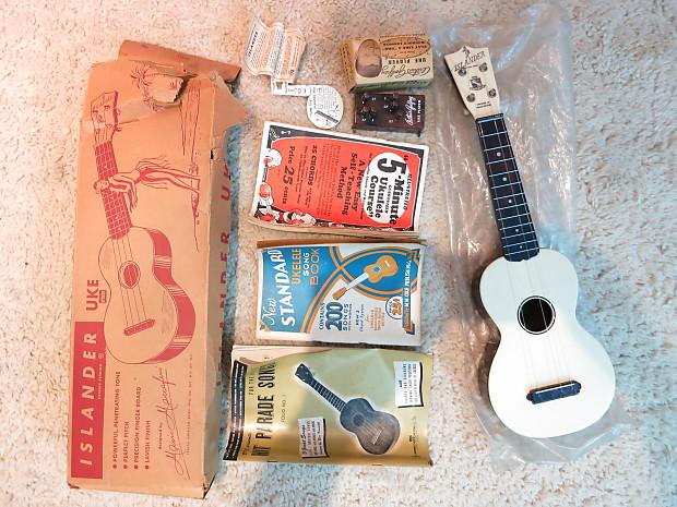 vintage 1950s maccaferri islander uke ukulele near mint nos reverb. Black Bedroom Furniture Sets. Home Design Ideas