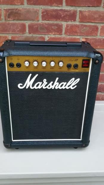 marshall 5005 lead 12 combo amp 1980 39 s reverb. Black Bedroom Furniture Sets. Home Design Ideas