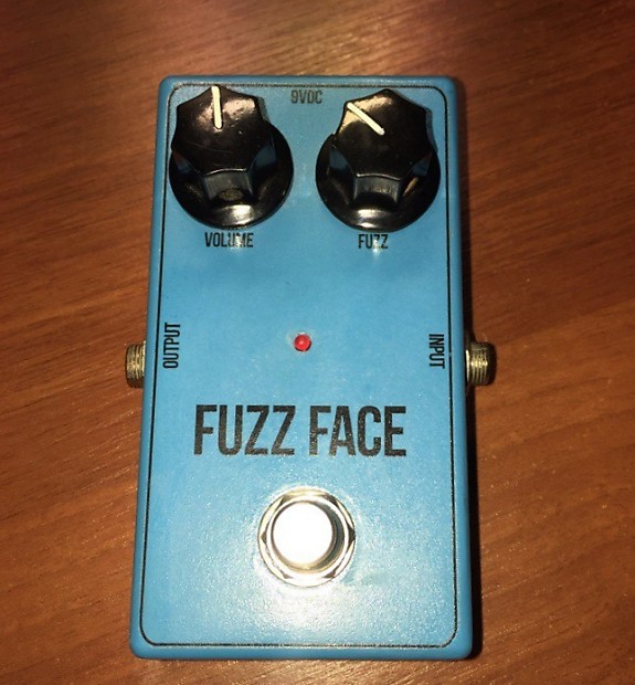 fuzz face clone on bc108a reverb. Black Bedroom Furniture Sets. Home Design Ideas