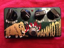 ZVex Woolly Mammoth Bass Fuzz image