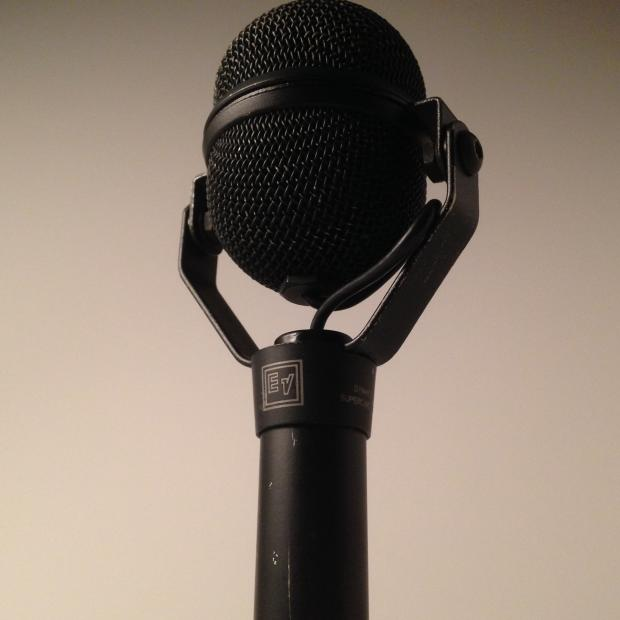 Vintage Electro Voice Microphone 3