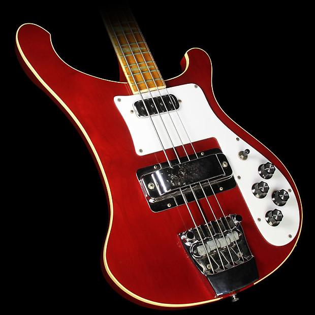 Used Rickenbacker Bass : used 1975 rickenbacker 4001 electric bass burgundy glo reverb ~ Hamham.info Haus und Dekorationen