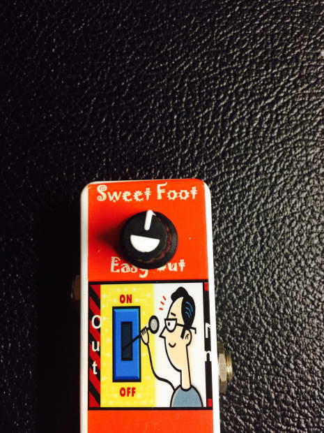 sweet foot easy cut stutter kill switch made in usa reverb. Black Bedroom Furniture Sets. Home Design Ideas