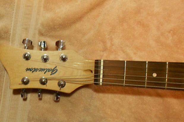 Asian resonator guitar manufacturer