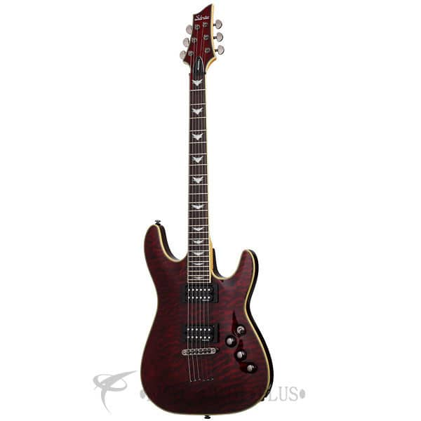 schecter omen extreme 4 manual