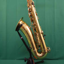 Selmer Super Action 80 Tenor 1980's Series I Lacquered Brass image