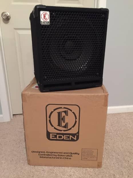 Eden Auto Sales >> Eden EX112 8ohm, 300watt Bass Cab   Reverb