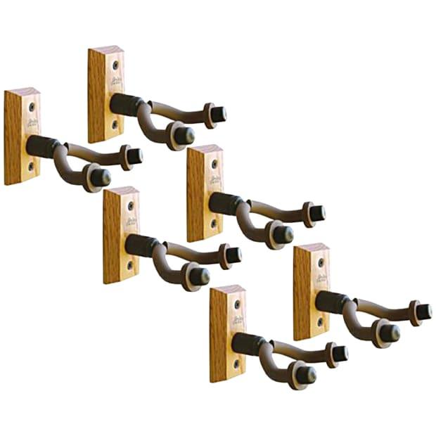 string swing cc01 guitar hanger bundle natural reverb. Black Bedroom Furniture Sets. Home Design Ideas
