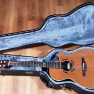 <p>1998 TAKAMINE PSF-65C Professional Series SANTA FE Classical Nylon-String Guitar</p>  for sale