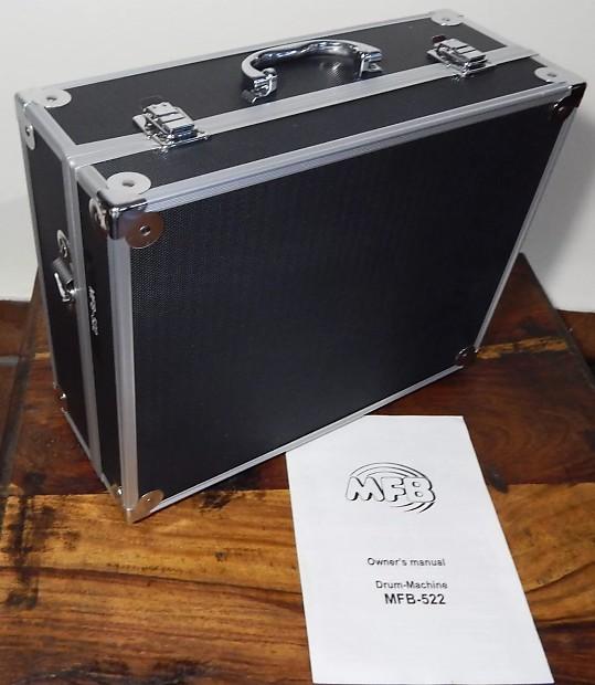 mfb 522 drum machine