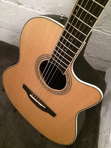 Ovation CS24 Celebrity Standard Acoustic-Electric Guitar ...