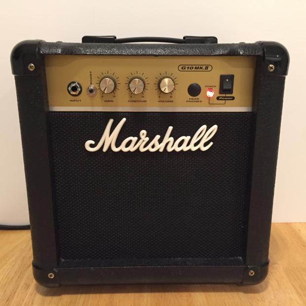 1 4 watt handwired plexi tube guitar amp built into marshall combo reverb. Black Bedroom Furniture Sets. Home Design Ideas