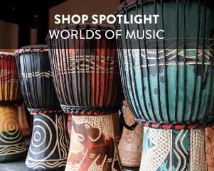 Shop Spotlight: Worlds of Music