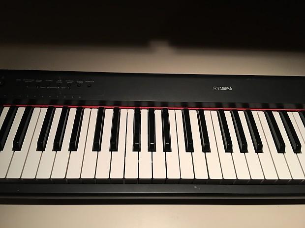 Yamaha piaggero np11 61 key reverb for Yamaha np11 piaggero