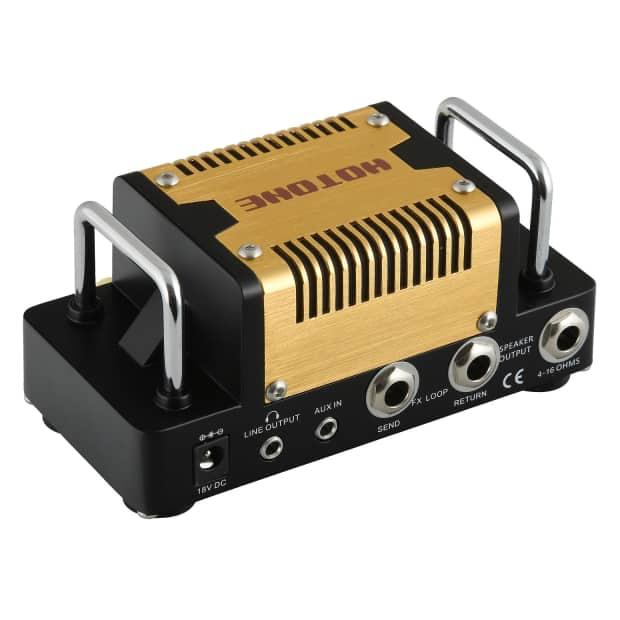 hotone nano legacy mojo diamond 5w mini guitar amp head reverb. Black Bedroom Furniture Sets. Home Design Ideas