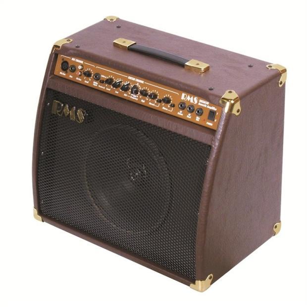 rms 40 watt acoustic guitar amp w mic input ac40 reverb. Black Bedroom Furniture Sets. Home Design Ideas