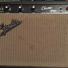 Early 1966 Fender Champ image