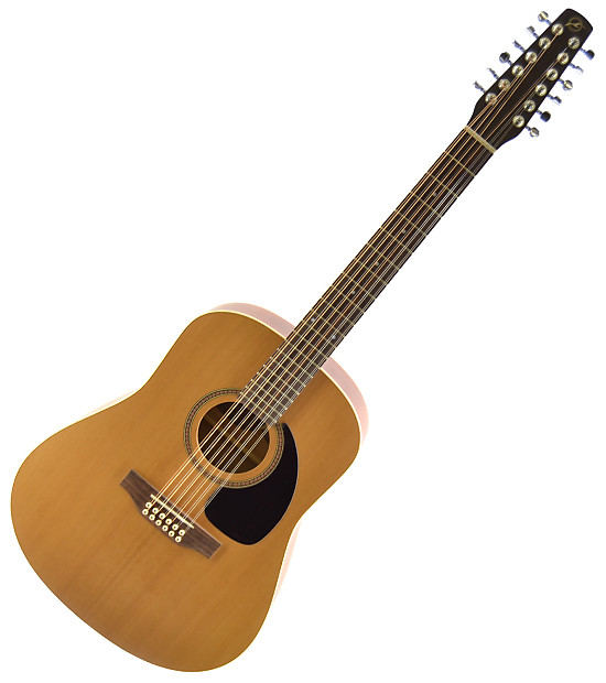 seagull s12 12 string cedar x cherry dreadnought acoustic reverb. Black Bedroom Furniture Sets. Home Design Ideas