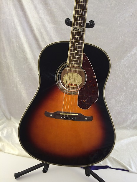 fender ron emory acoustic electric dreadnought reverb. Black Bedroom Furniture Sets. Home Design Ideas