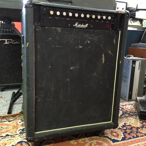 marshall 3520 integrated bass system combo amp reverb. Black Bedroom Furniture Sets. Home Design Ideas