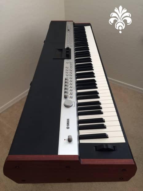 Yamaha cp1 cp5 new custom exotic african bloodwood ends for Yamaha cp5 price