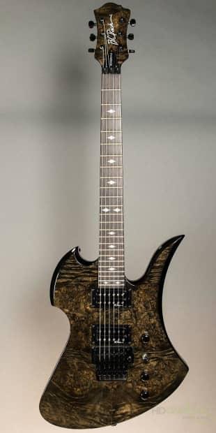 bc rich mockingbird plus fr electric guitar black vapor reverb. Black Bedroom Furniture Sets. Home Design Ideas