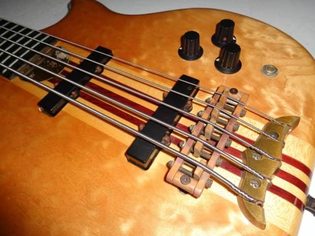 alembic persuader 5 string bass john entwistle signed 1983 reverb. Black Bedroom Furniture Sets. Home Design Ideas