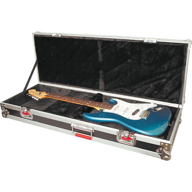 gator g tour electric guitar ata road case reverb. Black Bedroom Furniture Sets. Home Design Ideas