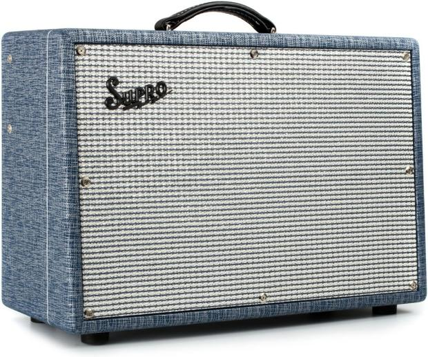supro dual tone 24w guitar combo amp 1624t reverb. Black Bedroom Furniture Sets. Home Design Ideas