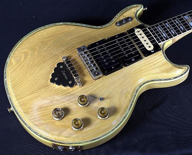 Ibanez 2617 Artist Electric Guitar w/Case Jerry Garcia Mod ...