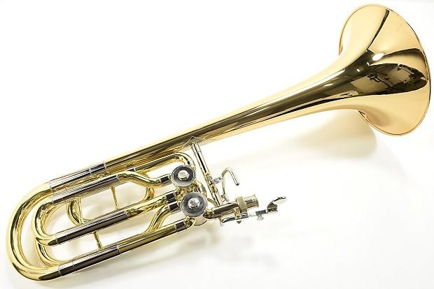 Yamaha H Bass Trombone