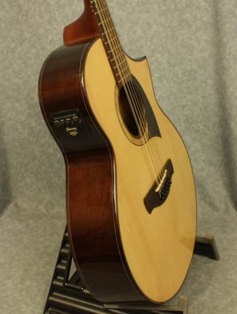 ibanez aew2212 cdnt exotic wood 12 string acoustic electric reverb. Black Bedroom Furniture Sets. Home Design Ideas