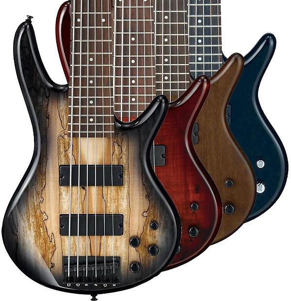 ibanez gsr206 gio series 6 string bass guitar walnut flat reverb. Black Bedroom Furniture Sets. Home Design Ideas