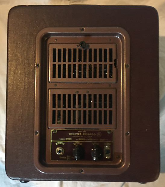 1951 webster webcor 166 1 modded into fender harvard 5f10 reverb. Black Bedroom Furniture Sets. Home Design Ideas