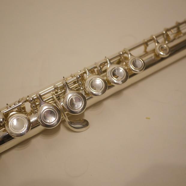 Yamaha yfl 221 student flute reverb for Yamaha flute 222
