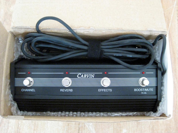 carvin x100b series iv reissue guitar amp head foot switch reverb. Black Bedroom Furniture Sets. Home Design Ideas