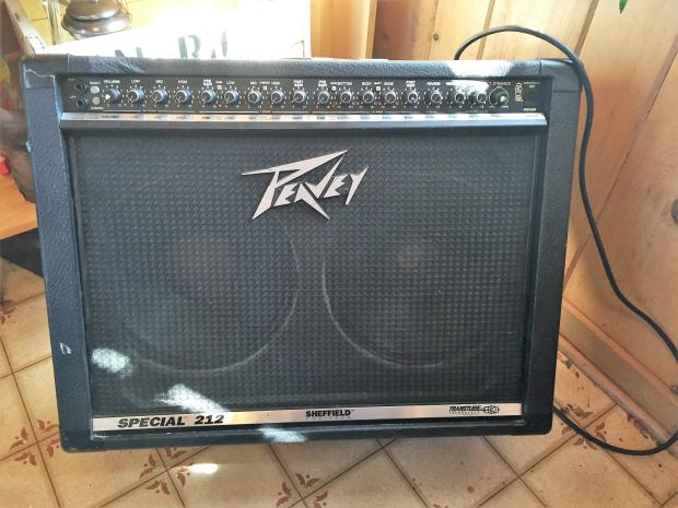 peavey 212 special mississippi king reverb. Black Bedroom Furniture Sets. Home Design Ideas