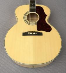 Epiphone EJ-200 Artist NA Jumbo Acoustic Guitar In Natural image