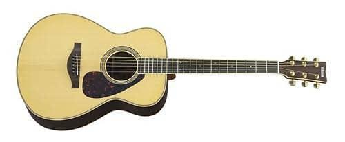 Yamaha Acoustic Sunburst Sam Ash