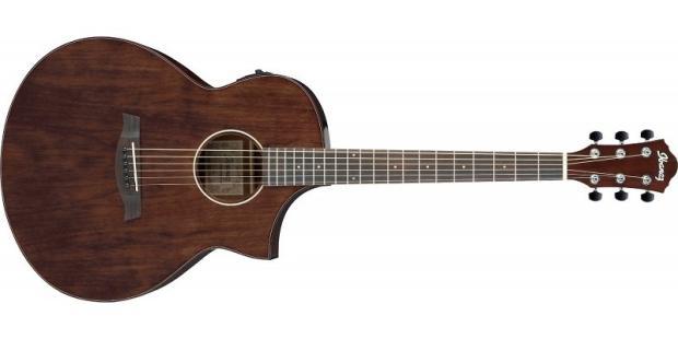 ibanez exotic wood series acoustic electric guitar natural aew40cdnt reverb. Black Bedroom Furniture Sets. Home Design Ideas