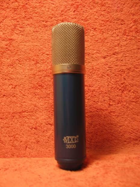 MXL® Microphones - MXL 3000 Studio Condenser Microphone