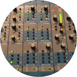 Mastering Studio Equipment