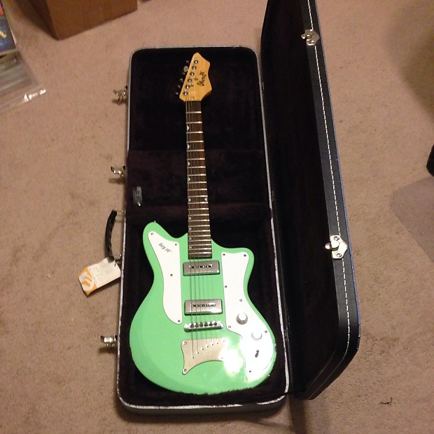 ibanez jtk30 jet king guitar with super rare original case reverb. Black Bedroom Furniture Sets. Home Design Ideas