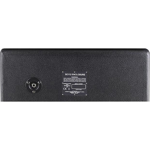 fender super champ 112 1x12 guitar speaker cabinet reverb. Black Bedroom Furniture Sets. Home Design Ideas