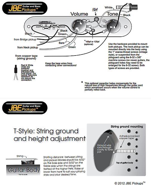 Nashville Telecaster Wiring - Solidfonts