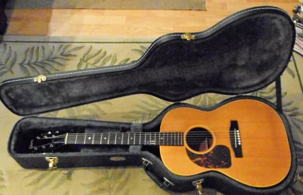 gibson left handed acoustic guitar lg1 1965 tobacco sunburst reverb. Black Bedroom Furniture Sets. Home Design Ideas
