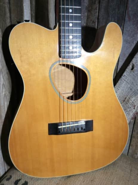 Vintage Kramer Ferrington Acoustic Guitar