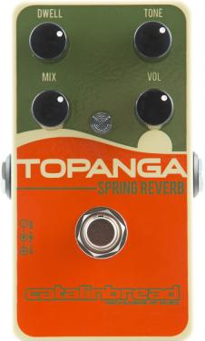 Catalinbread Topanga Reverb image