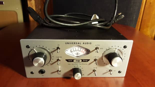 universal audio 710 twin finity manual